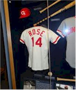 Rose's jersey